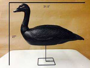 Goose Decoy Measurements